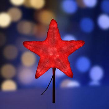 Акриловые звезды 3D